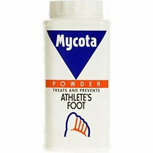Mycota Athlete's Foot POWDER 70g TREATS AND PREVENTS Fungal Infection