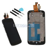 "New For LG Google Nexus 4 E960 4.5"" LCD Display + Touch Screen Digitizer + Frame"