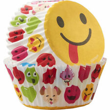 Emoji Cupcake Baking Cups 50 ct. from Wilton 1325
