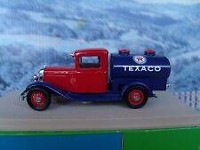1/43 Eligor (France)   Ford V8 1934 citerne citerne a essence texaco