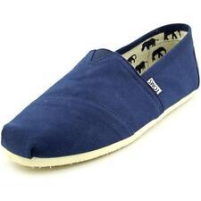 Scarpe da uomo mocassini blu prodotta in Cina