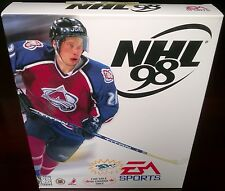 NHL '98, EA Sports (PC, 1997) NISB