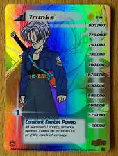 TRUNKS LV1 [Light Play] P14 Frieza Promo Dragon Ball Z Ccg Tcg Dbz Score