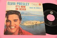 """ELVIS PRESLEY 7"""" O SOLE MIO ORIGINALE ITLAIA '60 EX+ !!!!!!!!!!!!!!!!!!"""