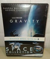 SPACE COLLECTION - GRAVITY - 2001 ODISSEA - CONTACT - ITA - ENG - 3 DVD