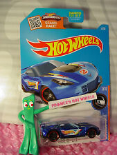 2016 Hot Wheels CORVETTE C7.R #1✰racing blue;2;Red;pr5✰hw RACE TEAM✰Case p