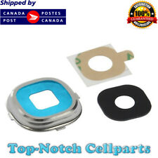 Samsung Galaxy S4 Rear Camera Lens Glass Cover and Bezel with Adhesive