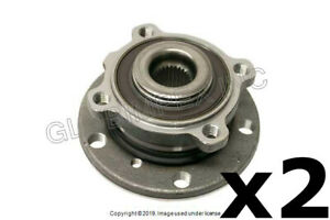 MINI Cooper (11-16) Wheel Hub with Bearing Front or Rear Left or Right (2) FAG