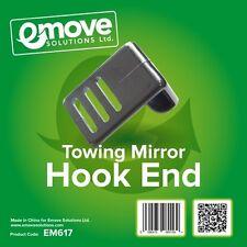 Universal Hook End Clamp for Caravan Towing Mirror X 1 - EM617