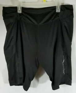 Moto Skiveez Motorcycle comfort shorts pants (Sport) Black XXL womens