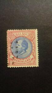 Niederlande Nr. 29 A gestempelt (341)