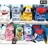 BTS BT21 Official Authentic Goods Plush Cross bag By LINE FRIENDS + Tracking Num