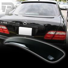 PAINTED Mercedes BENZ W210 L STYLE REAR ROOF SPOILER SEDAN 95-01 197 BLACK ▼