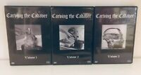 Carving the Cadaver series  - Putruid Productions - 3 DVD-R - Extreme horror