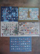 Dinamarca 1959-1972 jul marcas colección de arco (56430c