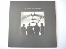 JOY DIVISION - PEEL SESSIONS - 1990 ORIGINAL LP VINYL RECORD UK w/ INSERT *RARE*