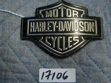 Harley Bar & Shield FXR tank emblem collectible FXRT FXRS FXRP FXRD EPS17106