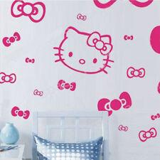 Wandaufkleber Wandtattoo Wandsticker Wallsticker Kinderzimmer Hello Kitty KT029