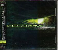 Godzilla 98 The Album Japan CD - NEW Michael Penn Silverchair David Arnold Fuel