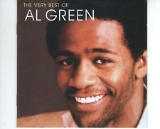 CD AL GREEN	the very best of	EX+ ( B2455)