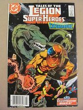 Tales of the Legion of Super Heroes #337 Canadian Newsstand $0.75 Price Variant
