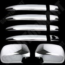 Chrome Mirror Door handles covers for TOYOTA Sienna Van 05-10