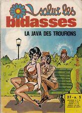 "BD PETIT FORMAT ELVIFRANCE  ZARA 1978 N°35 ""LE POIGNARD MAGIQUE"""