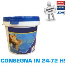 WATER STOP CLOR Secchio 10 kg Neutralizzante piscina riduce cloro in eccesso!