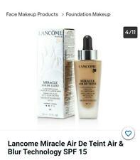 Lancome Miracle Air De Teint 01. Beige Albatre
