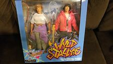 BILL AND TED'S EXCELLENT ADVENTURE MOVIE ACTION FIGURE SET NECA KEANU REEVES