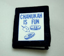Dollhouse Chanukah is Fun Readable Illustrated Book Doll House Miniatures