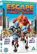 Escape from Planet Earth DVD (2014) Cal Brunker ***NEW***