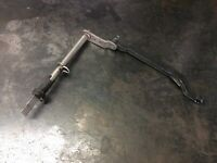 Evinrude 150 Hp Ficht Shift Shaft Arm