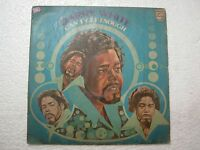 BARRY WHITE CANT GET ENOUGH  RARE LP RECORD vinyl  INDIA INDIAN ex