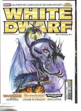 WHITE DWARF N°212 FORET DE DRAKWALD / MASSACRE SUR SCHRODINGER VII / EAVY METAL