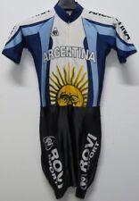 BODY ROWING TRIATHLON CICLISMO CYCLING SWIM ARGENTINA SZ.L NO SHIRT MAGLIA