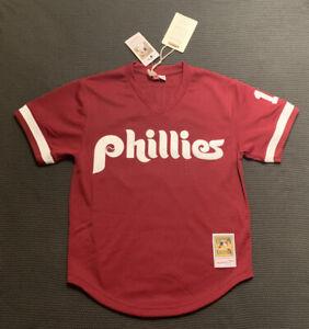 Mitchell & Ness Darren Daulton 1991 Philadelphia Phillies Authentic Jersey SizeM
