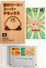 HOSHI NO KIRBY Super Deluxe Nintendo Super Famicom SFC SNES Japan (1)