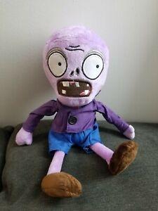 Plants vs Zombies PVZ Figures Soft Plush Stuffed Doll Toy Kids xmas U.S Seller