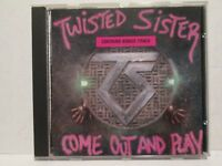 Twisted Sister - Come Out And Play 1985/89 Japan Edition Rare OOP HTF