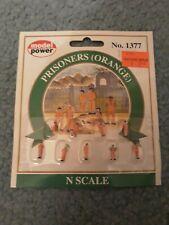 N Scale Prisoners