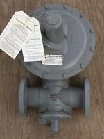 "NEW American Meter Gas Regulator 1843B 5.5-8"" Spring Range 3/8"" Orifice 2"" FLG"