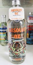 Colección resolución!!! absolut vodka Oz 1000 ml + día *** nuevo ***