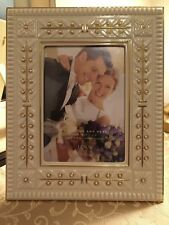 Lenox Florentine and Pearl 5 X 7 Picture Frame New In Box