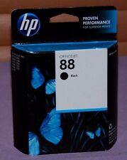 Genuine HP 88 Black C9385AN Ink Cartridge OFFICEJET Pro - New Sealed