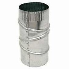 NEW IMPERIAL 6 INCH GALVANIZED 30GA STOVE PIPE ELBOW ADJUSTABLE NEW 8419822