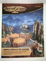 Heroscape 2nd Edition Rules Manual Replacement Part 41712 Hasbro 2004 New/Unused