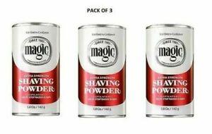 3 X Magic Shaving Powder No Razor Hair Removal Extra Strength 142gm