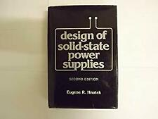 Design of Solid-State Power Supplies by Hnatek, Eugene R.-ExLibrary
