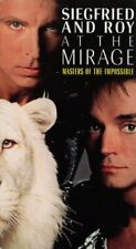 Siegfried and Roy - At the Mirage: Masters Of The Impossible VHS